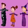 Line-up Halloween